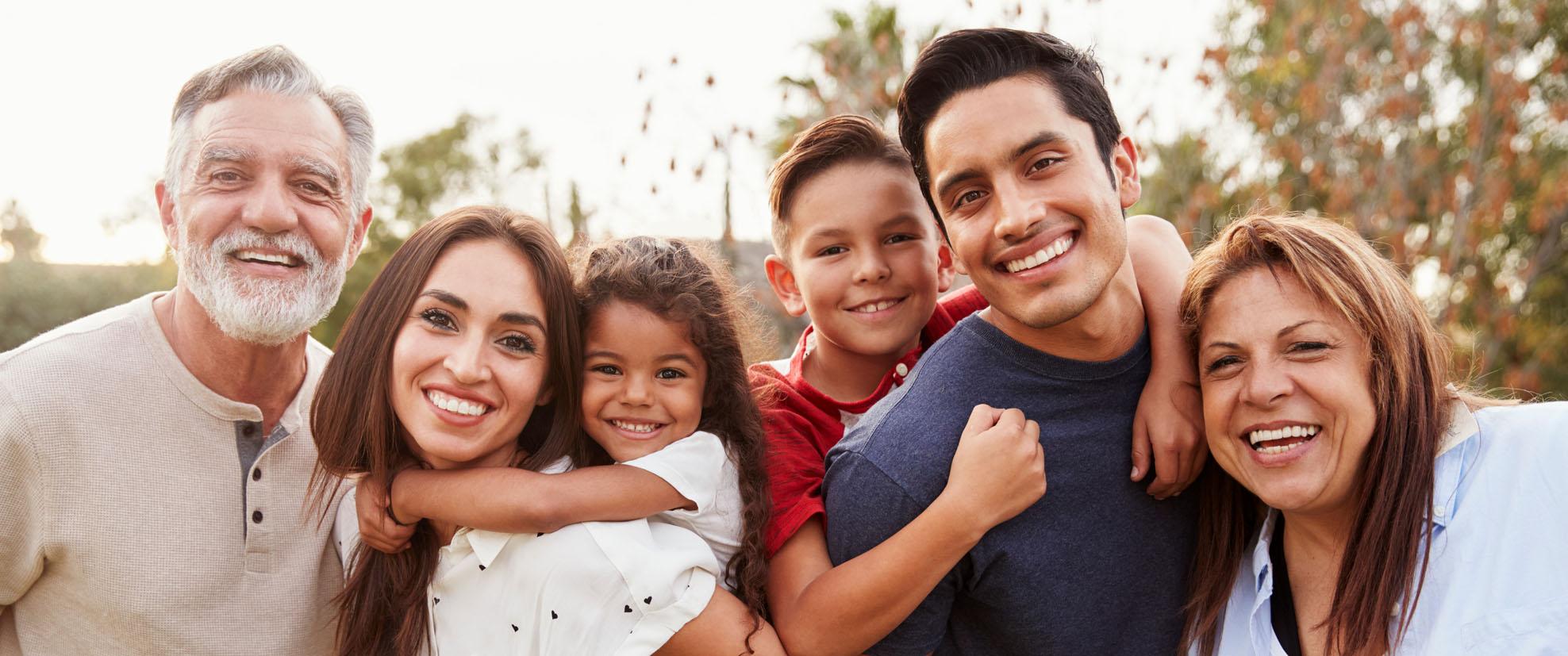 Imagen de la familia